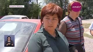 Желге ұшқан жарты миллиард: Алматы облысында 5 жыл бұрын тартылған газ құбыры құлап жатыр