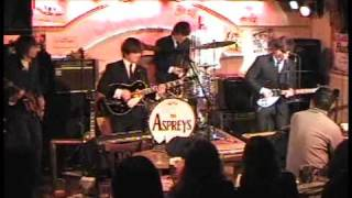 "Beatles ""Sweet Little Sixteen ""  THE ASPREYS  in Japan"