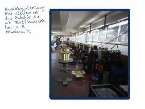 Drahtbiegeteile-Bandbiegeteile-Federn Pir Inci Metallverarbeitung - Qualität und Zuverlässigkeit