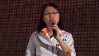 0422 Ceramah@Kulai Calon N.52 Dun Senai--Wong Shu Qi  士乃州議席候選人黃書琪演講