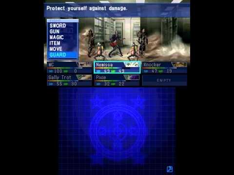 Shin Megami Tensei : Devil Summoner 2 : Soul Hackers Saturn