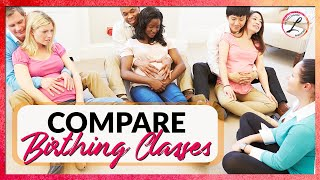 Birthing Classes: Lamaze, Mama Natural, Hypnobabies & More - Compare 7 Childbirth Classes