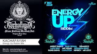 Energy Up Riddim (First Name) Mix By Dhamiano Selektah (Kachafayah Sound)