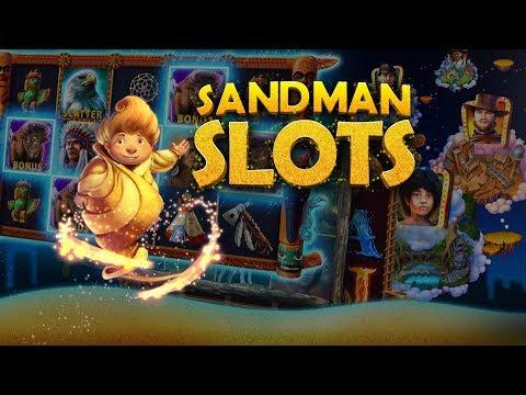 Sandman Slots - New Slot Games with huge jackpots