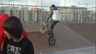 Winter Is Here BMX Edit!!!