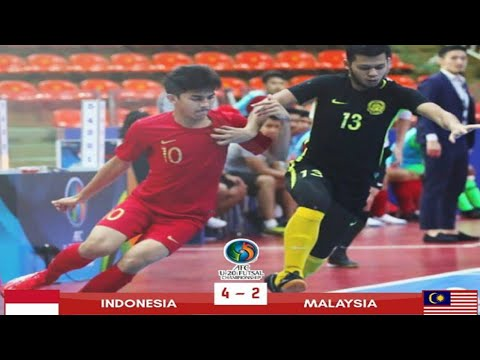 INDONESIA U20 Vs MALAYSIA U20 KUALIFIKASI AFC U20 Highlights