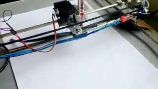 Pen Plotter (2D Printer)