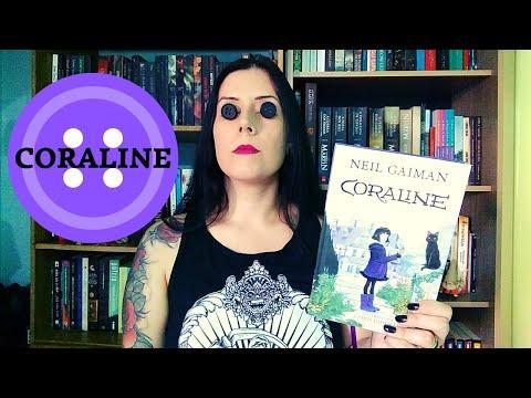 Coraline (Neil Gaiman) | Intrínseca | Resenha e tour pelo livro
