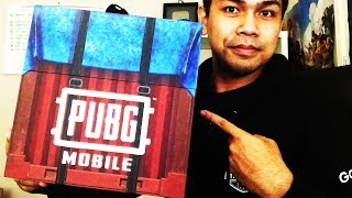 Real Life AIR DROP Opening and Giveaway OPEN CUSTOM ROOMS - PUBG MOBILE