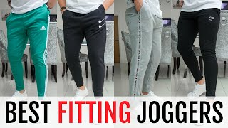 BEST FITTING & COMFIEST JOGGERS FOR MEN 2020 (Nike, Adidas, Tommy Hilfiger)