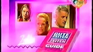GZSZ - Verschiedene Werbungen und Trailer (1998/1999)