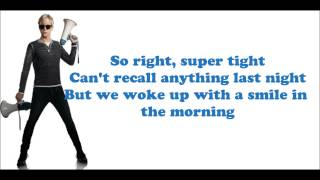 Forget About You   R5 [Lyrics]