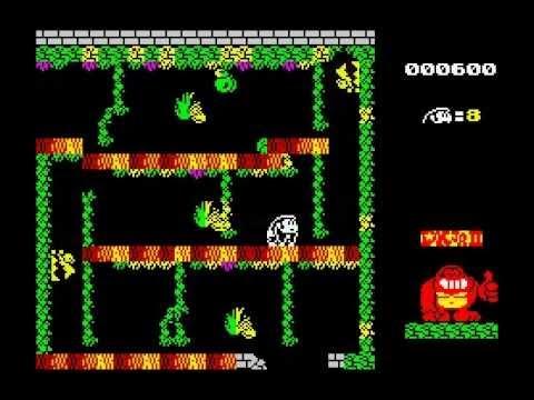 Donkey Kong Jr 2-Zx Spectrum