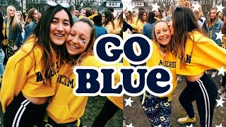 PROS & CONS of attending the UNIVERSITY of MICHIGAN!