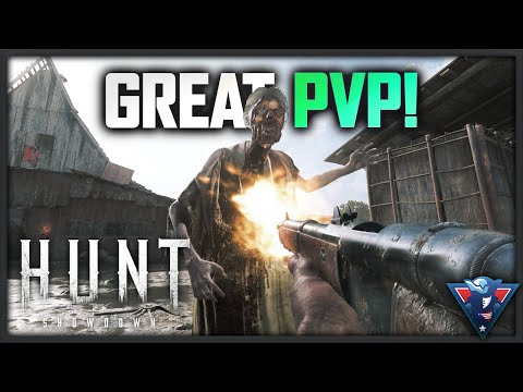 THE PVP IS FANTASTIC! | Hunt: Showdown Gameplay