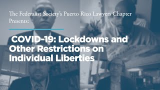 Click to play: COVID-19: Lockdowns and Other Restrictions on Individual Liberties