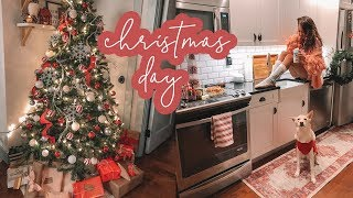 VLOG: Baking Cookies, CHRISTMAS EVE & Open Presents With Us!  | Antonnette