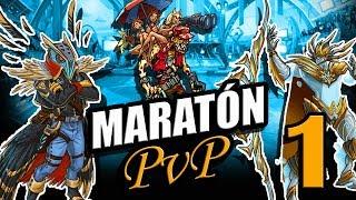 Batallas de Maratón PVP #1 (Temporada 2) - Mutants Genetic Gladiators