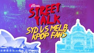 Sydney and Melbourne take our KPop Quiz... Who wins?