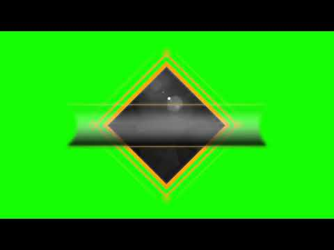 Text box animation Green screen Video ,Intro makers green screen