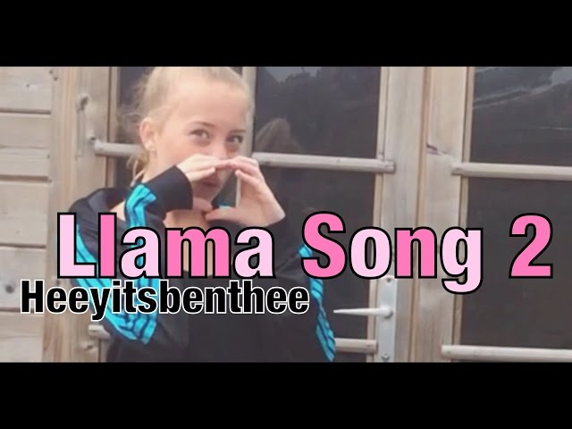 The llama song full song essay