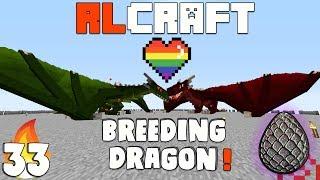 "RLCraft : ""Breeding Dragons"" Ep 33 Hardest Modpack wt Akan22 ""Minecraft Hindi"""