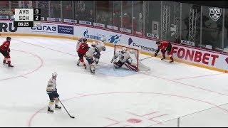 Manukhov cuts HC Sochi lead