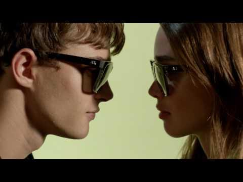 Armani Exchange Spring/Summer 2017 – Sunglasses