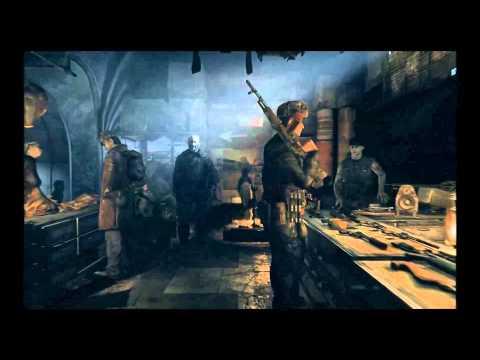 Metro 2033 Redux  вступление