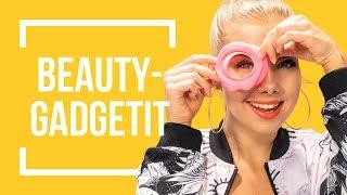 KREISIT BEAUTY GADGETIT | Emma Ja Milla Testaa
