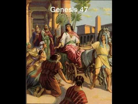 Genesis 47 (with text - press on more info. of video on the side)