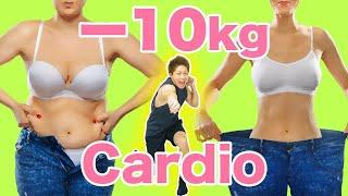 10分パンチで脂肪を1kg落とす!全身の脂肪燃焼有酸素運動! MuscleWatching