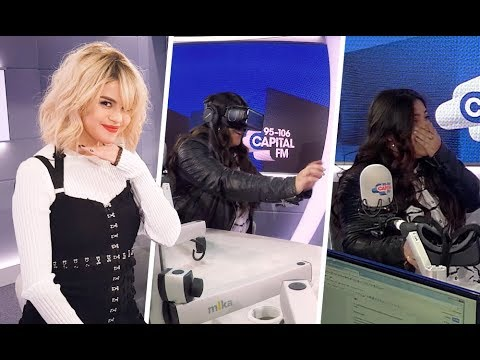 Selena Gomez Virtual Reality Prank!