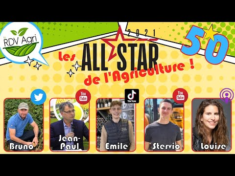 ✅Les All Star de l'Agriculture : RDV Agri 50 ✅Les All Star de l'Agriculture : RDV Agri 50