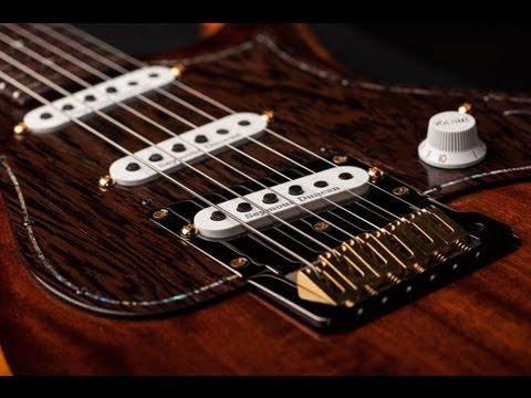 Antiquity Texas Hot: Knaggs Guitars Chesapeake Series Severn