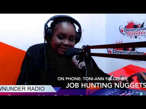 My Career, My Calling Episode 9 (Job Readiness & Networking Tips) - with guest Toni-Ann Falconer