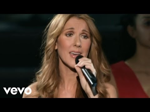 """Céline Dion - I Surrender (from the 2007 DVD """"A New Day...Live In Las Vegas"""")"""