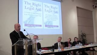 Legal Aid: A Right or a Privilege? (Chapter 4)