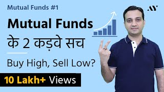 Mutual Funds Investment Reality for Beginners in India