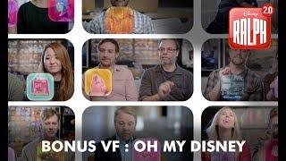 Ralph 2.0 | Bonus VF : Oh My Disney | Disney BE