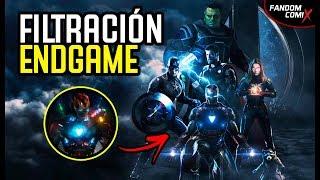 Avengers Engame: ¿Filtran la mitad de la película? - Posibles SPOILERS