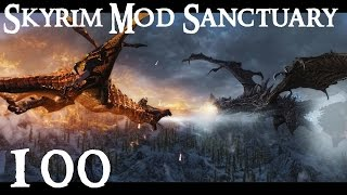 SKYRIM MOD SANCTUARY #100: Top 10 Episodes