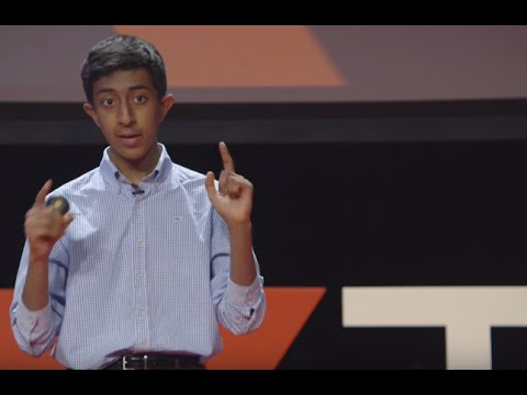 Designing the next generation of first responders | Mihir Garimella | TEDxTeen