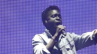 Disclosure ft. Kwabs - Willing & Able (NEW SONG) - Wild Life Festival - 07.06.15