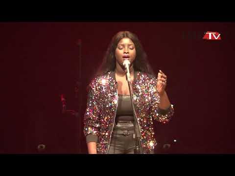 Gospel Journey Dakar avec Fadda Freddy : Abiba une vraie diva sur la scène du Grand Théâtre