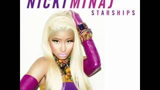 Nicki Minaj - Starship & Maroon5  feat. Christina Aguilera - Moves Like Jagger (Dj Kopi Bootleg)