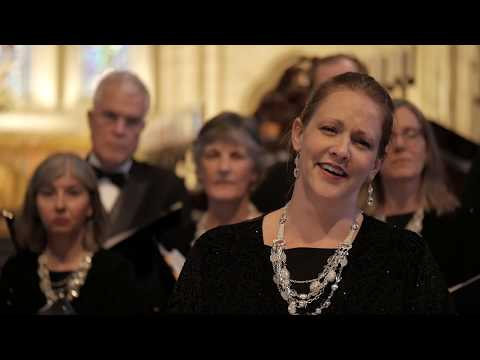"""Crucifixus"" from Rossini's Petite Messe Solennelle, sung in Dublin, Ireland with Sonomento Choir, 2018"
