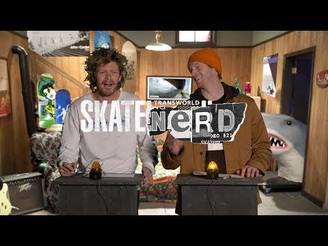 Skate Nerd: Taylor Kirby Vs. Willis Kimbel