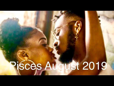 ~Pisces~ 😱THE LOVE YOU'VE BEEN WAITING FOR A LIFETIME!!!💖 August 2019 Tarot