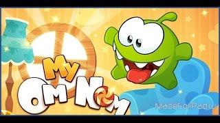 Мой Ам Ням видео геймплея (gameplay) HD качество